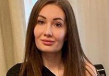 Блогер Марина Крюкова