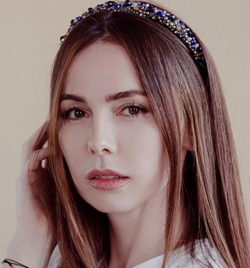 Блогер Алена Бочарникова