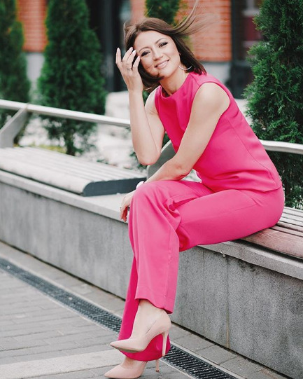 Блогер Олеся Портнягина