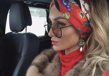 Блогер Виктория Фокс