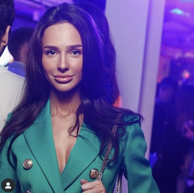Блогер Мария mashalov