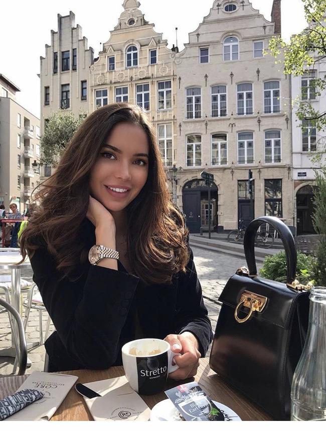 Блогер Каролина carolina.g.l