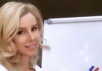 Блогер Людмила Бовкун