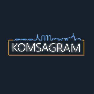 Блогер komsagram
