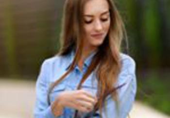 Блогер Анна Калашникова