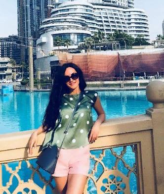 Блогер Ольга Белиссима