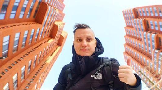 Блогер Илья Соловьев