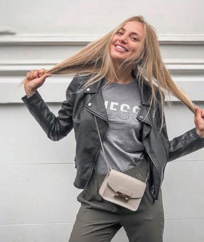 Блогер Катя Гас