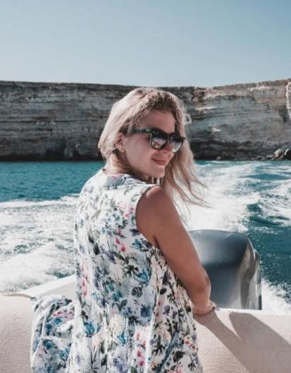 Блогер Алиса Аккуратова