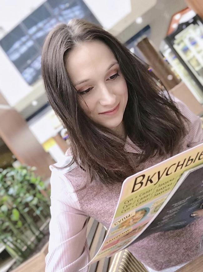 Блогер Виктория Жинкина