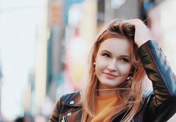 Блогер Полина Пушкарева