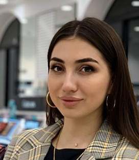 Блогер Фати Царикаева