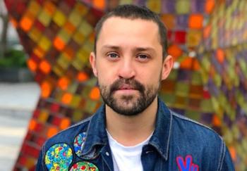 Блогер Денис Красноперов