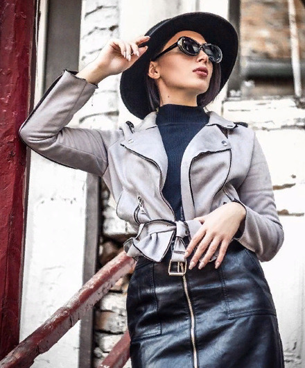 Блогер Лира Алборова