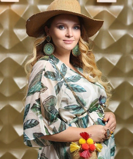 Блогер Светлана Машкова