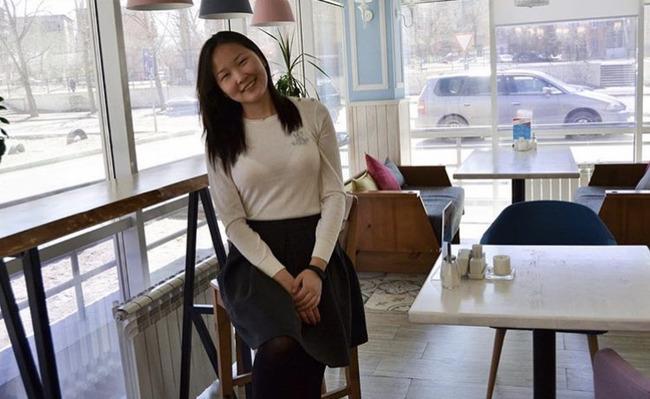 Блогер Елена Амагырова