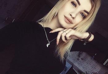 Блогер Арина Малышева