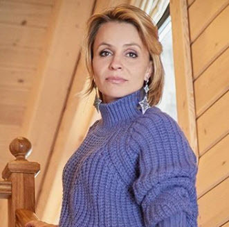 Блогер Анна Ладан