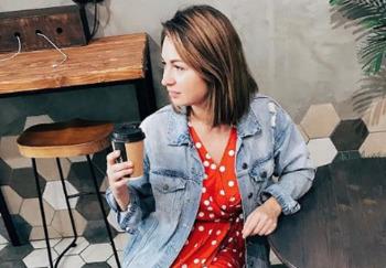 Блогер Ольга Поротикова