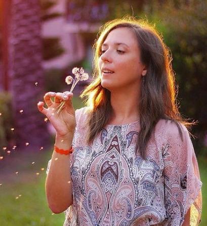Блогер Ирина Яблокова