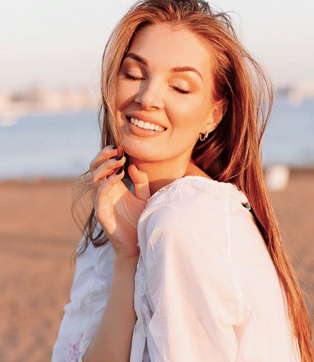 Блогер Алиса Супоницкая