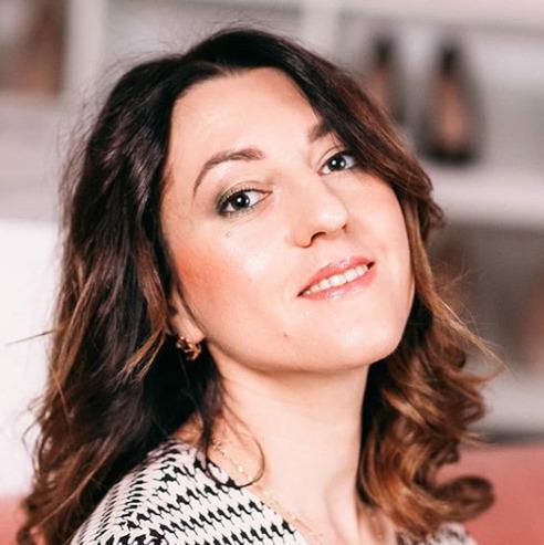 Блогер Ольга Лукьянова