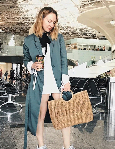 Блогер Ирина Праневская