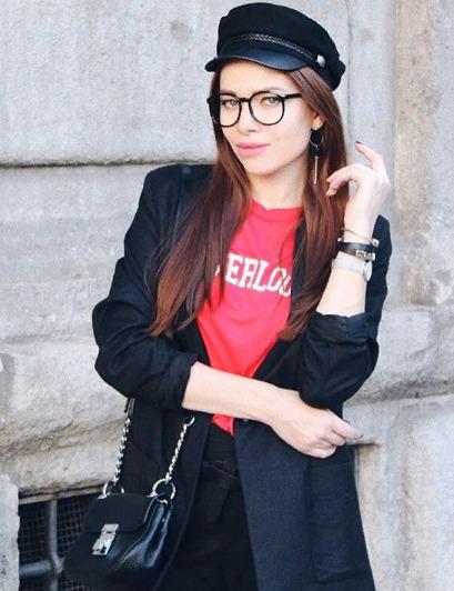 Блогер Ксения Нова
