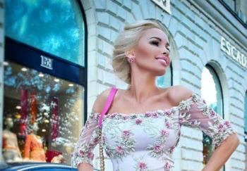 Блогер Ольга Мишель