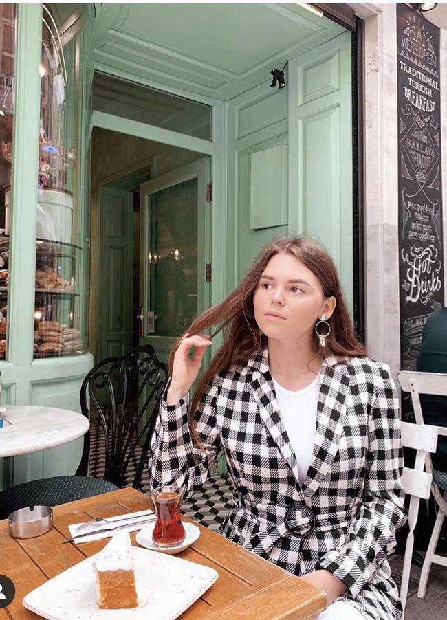 Блогер Алиса Гилфанова