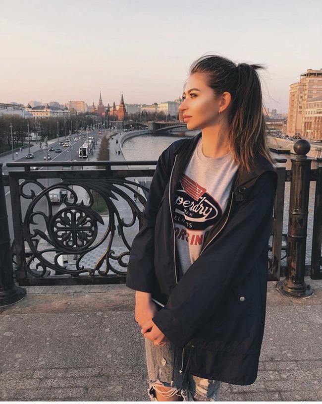 Блогер Валерия Кудрина