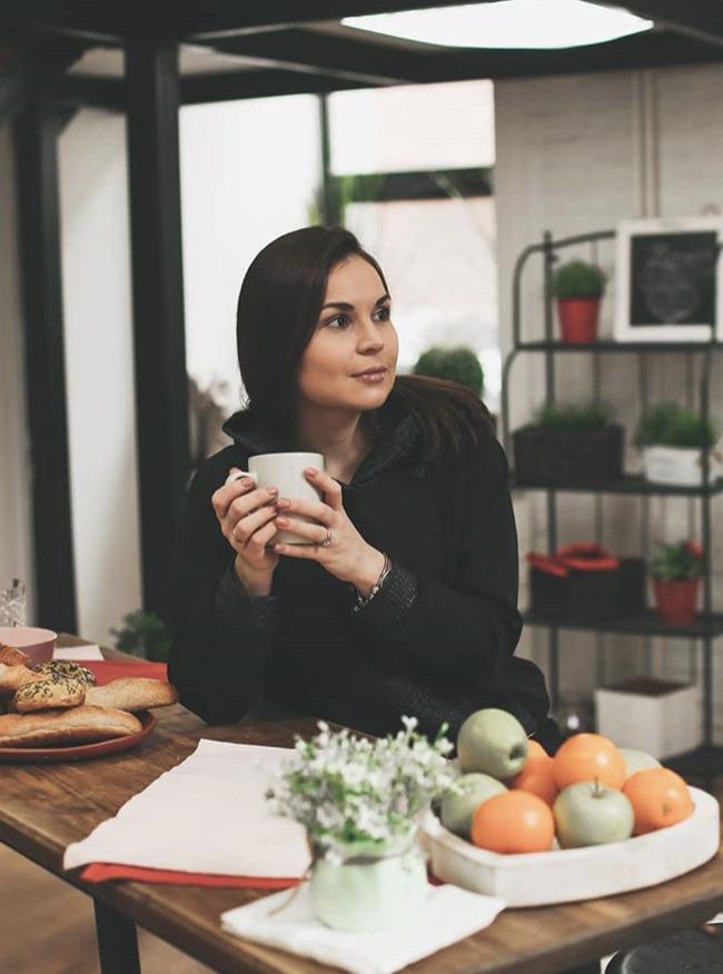 Блогер Светлана Годелашвили