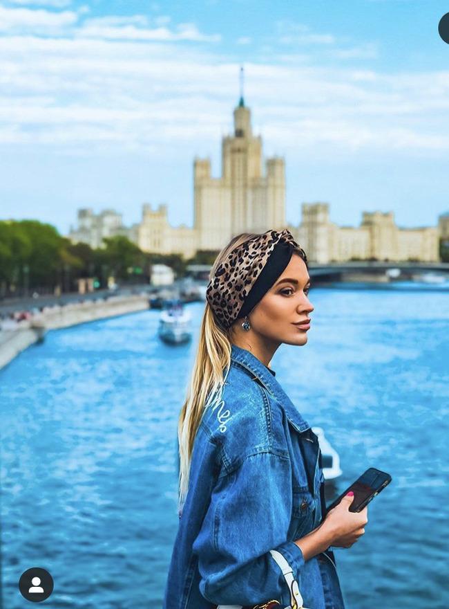 Блогер Екатерина Никитина