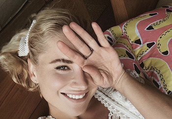 Блогер Валерия Сторожева