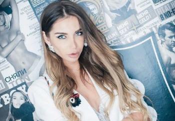 Блогер Мария Алегра