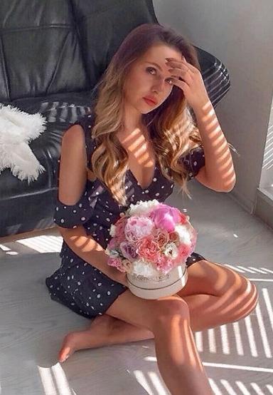 Блогер Ксения Малиновская