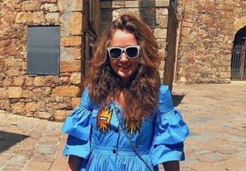 Блогер Катя Добрякова