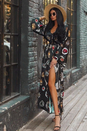 Блогер Алена Багирова