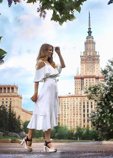 Блогер Полина Чех