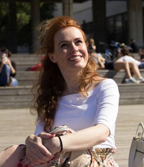 Блогер Катя Sunkateiarina