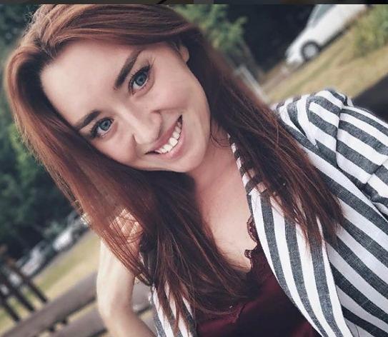 Блогер Кристина Бозоян