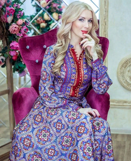 Блогер Елена Карлова