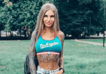 Блогер Соня Беккер