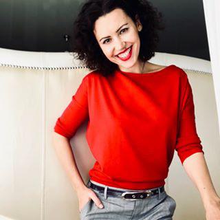 Блогер Елена Мурашкина