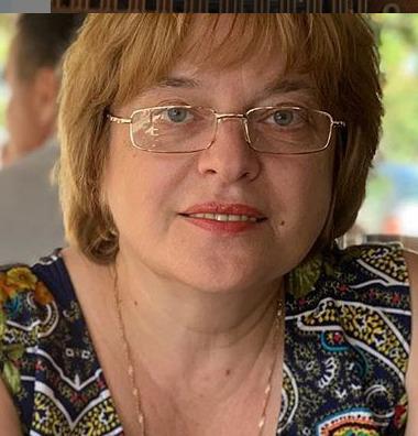 Блогер Любовь Саранча
