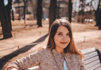 Блогер Марика Зуева
