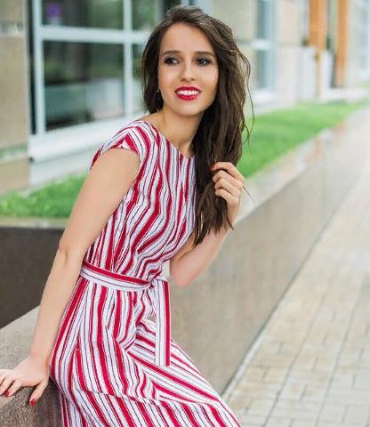 Блогер Земфира Валеева