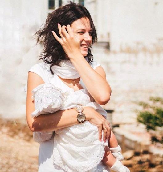 Блогер Ольга Mama_vkybe