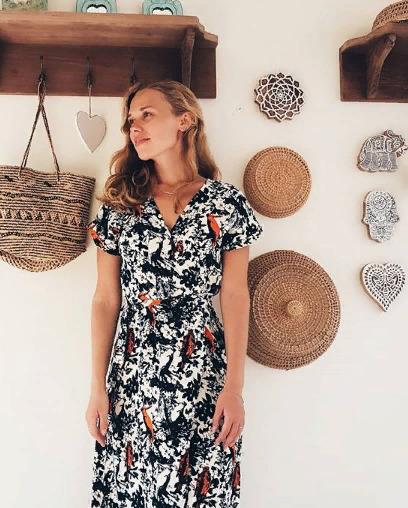 Блогер Инга Баронова