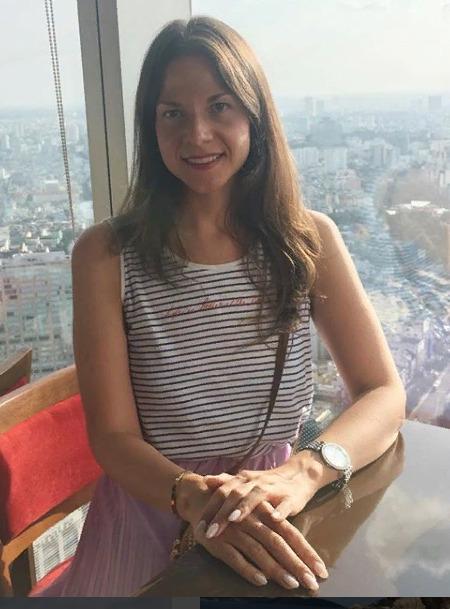 Блогер Анна Панкина